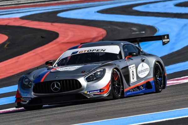 ANTONELLI MOTORSPORT READY TO KICK-START INTERNATIONAL GT OPEN AND GT CUP OPEN EUROPE CHALLENGE