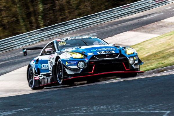 KCMG PREPARES FOR FINAL RACE BEFORE NÜRBURGRING 24 HOUR QUALIFYING EVENT