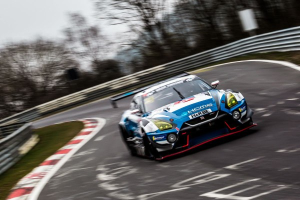 KCMG SET TO CONTINUE NISSAN GT-R NISMO GT3 DEVELOPMENT AT VLN 2