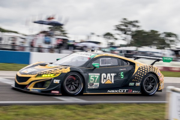 LEGGE AND NIELSEN TO PAIR IN ACURA SPORTS CAR CHALLENGE AT MID-OHIO FOR HEINRICHER RACING
