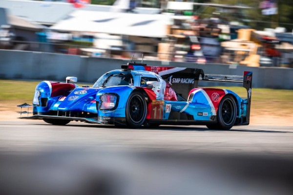 STOFFEL VANDOORNE TO RACE WITH SMP RACING IN THE FIA WORLD ENDURANCE CHAMPIONSHIP
