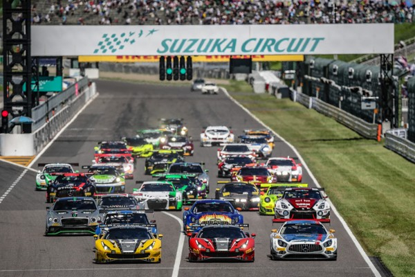 37 CARS CONFIRMED FOR 2019'S SUZUKA 10 HOURS