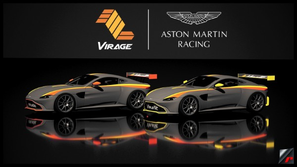 TEAM VIRAGE PURCHASES TWO BRAND-NEW ASTON MARTIN CARS FOR GT4 SOUTH EUROPEAN SERIES PROGRAMME