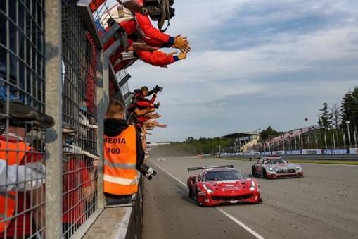 SCUDERIA PRAHA STILL UNDEFEATED AT THE 12H BRNO   Sportscar Racing News