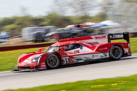 WHELEN ENGINEERING RACING READY FOR  SAHLEN'S 6 HOUR