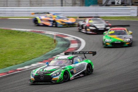 MERCEDES-AMG TEAM CRAFT-BAMBOO RACING CONFIRMS 2-CAR ENTRY FOR THE 2019 FIA GT WORLD CUP