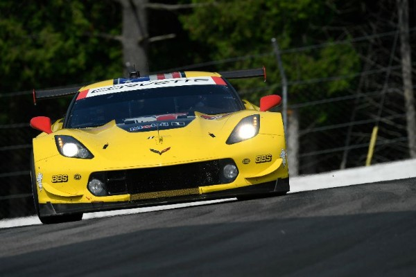 CORVETTE RACING AT VIR: READY FOR AN OVERALL FIGHT