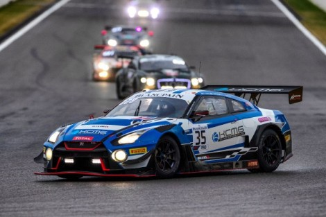 KCMG FIRED UP FOR INTERCONTINENTAL GT CHALLENGE FINAL, AS NISSAN RETURNS TO KYALAMI 9HOUR