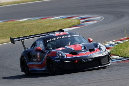 Race Debut At Spa For The Porsche 911 Gt2 Rs Clubsport And The