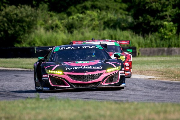 PHOTO FINISH RESULTS IN SECOND PLACE FINISH FOR MEYER SHANK RACING AT LIME ROCK