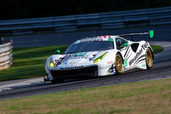 WEATHERTECH RACING HAS TOUGH OUTING AT LIME ROCK PARK
