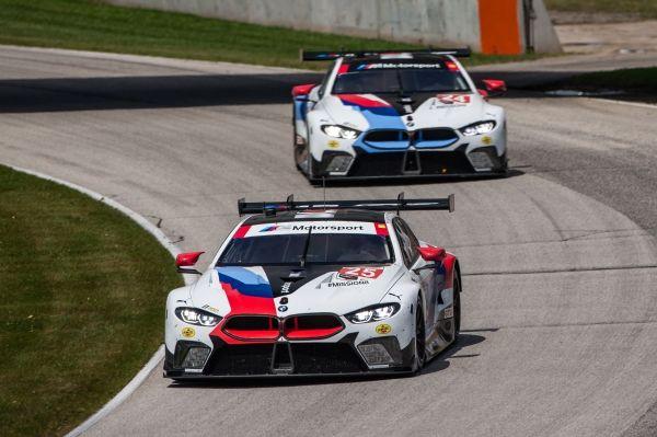 BMW TEAM RLL AIMING FOR MORE SUCCESS AT VIRGINIA INTERNATIONAL RACEWAY