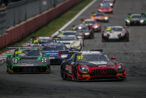 FIVE-WAY BLANCPAIN GT WORLD CHALLENGE ASIA GT3 TITLE BATTLE TO BE SETTLED IN SHANGHAI