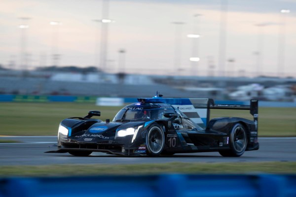 CADILLAC WINS FOURTH STRAIGHT ROLEX 24 AT DAYTONA
