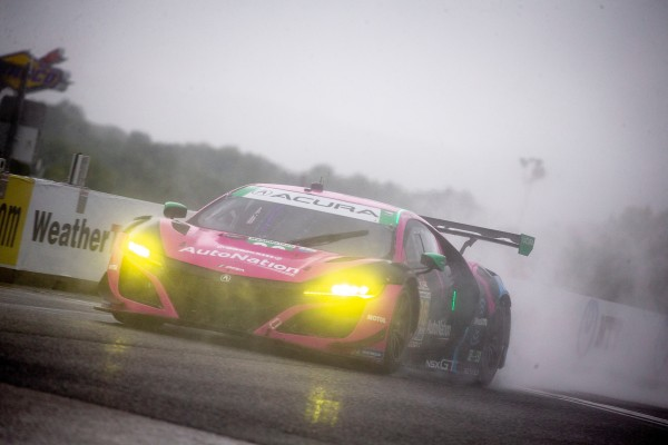 MEYER SHANK RACING BACK ON IMSA PODIUM AT ROAD AMERICA