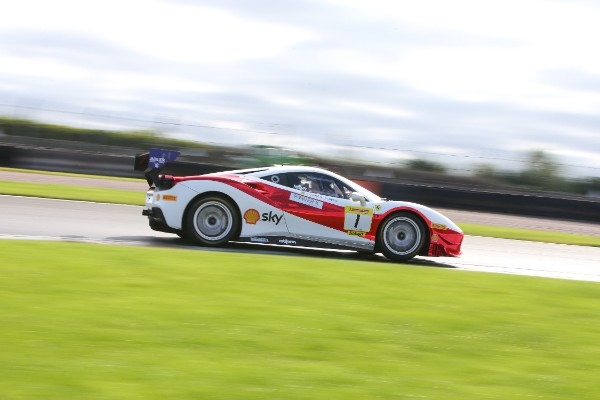 KHERA LOOKING TO CONTINUE HIS SCINTILLATING FERRARI CHALLENGE UK FORM AT SILVERSTONE