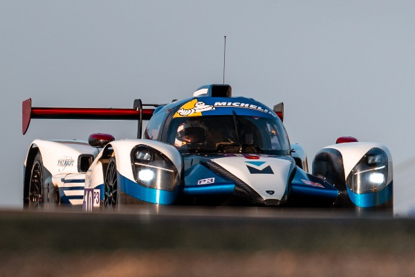 SECOND BEST FINISH FOR NIELSEN RACING IN THE ROAD TO LE MANS