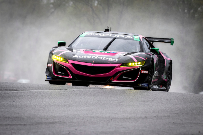 MEYER SHANK RACING CLOSES FOUR YEAR RUN WITH THE ACURA NSX GT3