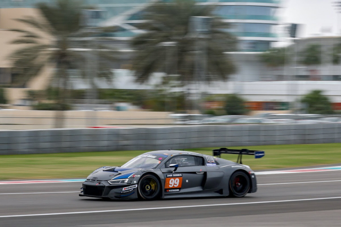 OIL PUMP ISSUE HALTS VICTORY CHARGE FOR HUTCHISON & ATTEMPTO IN ABU DHABI