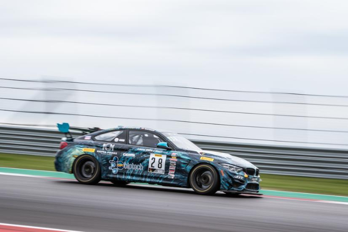 BMW CUSTOMER RACING TEAMS OPEN 2021 SRO AMERICA SEASON AT SONOMA RACEWAY