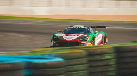 WILKINSON IMPRESSES WITH P4 ON MAGNY-COURS SPRINT CUPDEBUT