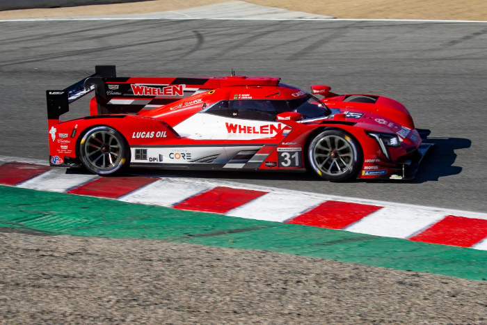 WHELEN ENGINEERING RACING TAKES TO THE STREETS OF LONG BEACH
